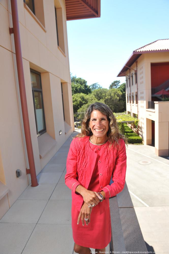Sheryl O'Loughlin has been executive director of the Stanford University Center for Entrepreneurial Studies since 2011.