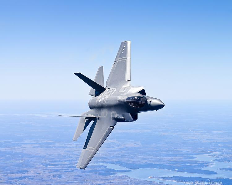 Lockheed Martin's F-35 Joint Strike Fighter is one of three fighters — and the front-runner — vying for an order from South Korea.