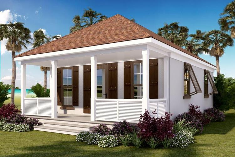 The first of the 37 units at French Leave Marina Vilalge in Eleuthera are slated to be delivered in the next few weeks.
