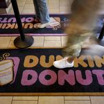 Dunkin' Brands stock drops following Speedway decision to close 100 locations