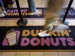 Dunkin' Donuts teams with Coca-Cola on new bottled iced coffee line