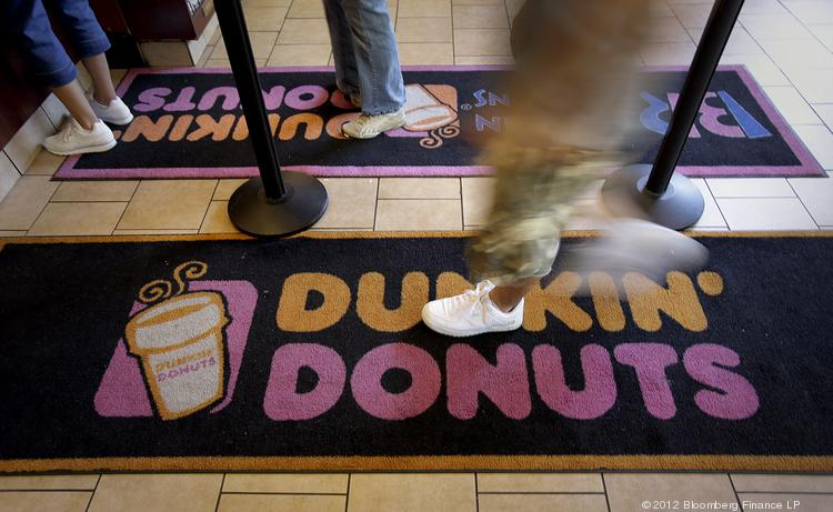 Dunkin' Donuts has plans to open three stores in the District before the end of the year.