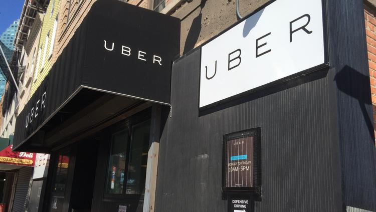 Uber doubles up on drivers in NYC - New York Business Journal