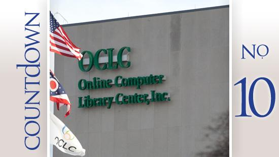 OCLC; Employees: 750