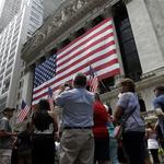 <strong>Dow</strong> falls 531 points; markets officially enter correction