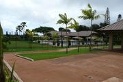 The new community pool in Lanai City.