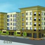 New apartments for Parkside