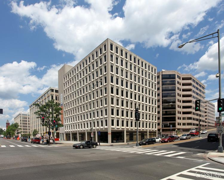 Brookfield Asset Management has sold 801 N. Capitol St. NE in the District to ASB Real Estate Investments for $53.5 million