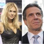De Blasio gets schooled on Uber by Cuomo, <strong>Mark-Viverito</strong> and ... Kate Upton?