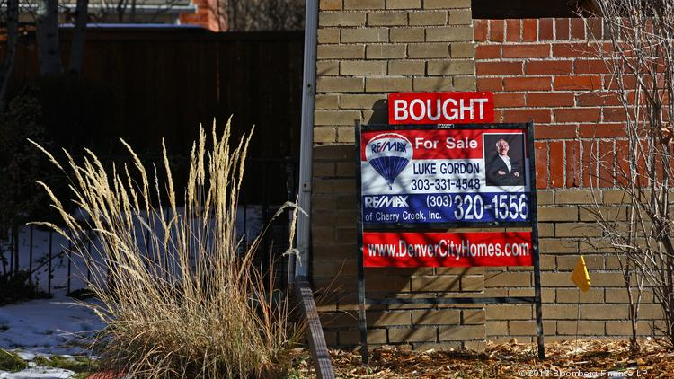 A sold home in Denver.