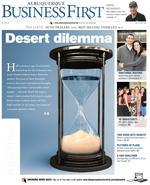 In this week's issue: Desert dilemma