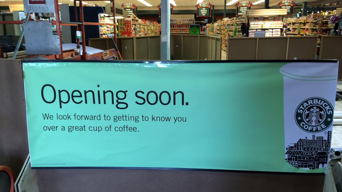 Starbucks Coming To Dierbergs St Louis Business Journal