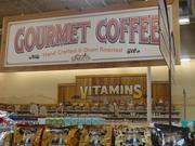Sprouts' Copperfield location will offer coffee while you shop for 99 cents.
