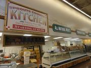 Deli and butcher shop at Sprouts Farmers Market in Copperfield