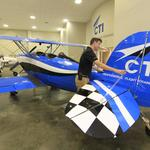 See inside CTI Millington flight school, opened to address worldwide pilot shortage