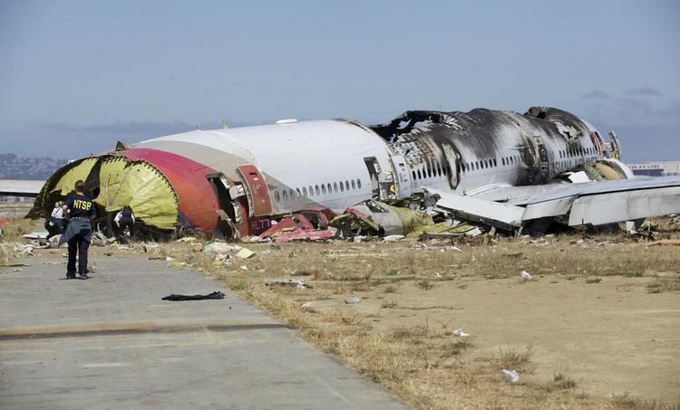 Asiana Airlines Flight 214 was flying too slow to make a safe landing in San Francisco, according to investigators with the National Transportation Safety Board.