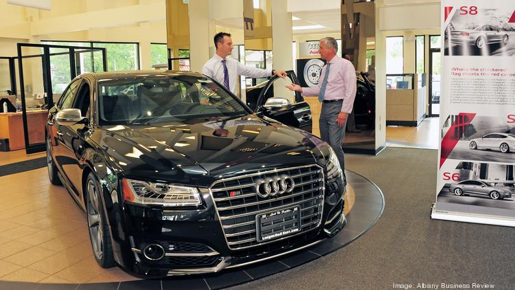 Strong Sales Drive Langan Audi Expansion Plans In Latham New York - Audi of albany