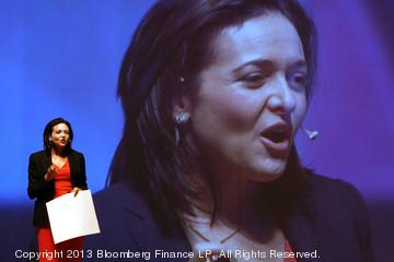 Sheryl Sandberg on why we should ban 'bossy'