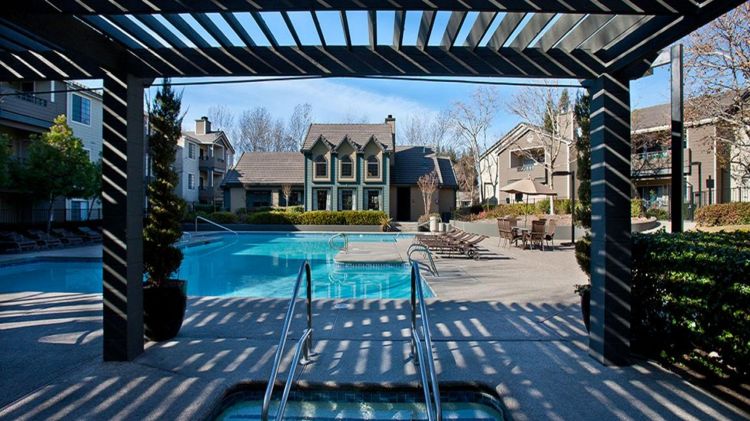 Kennedy Wilson Is Acquiring The Slate Creek Apartment Complex In Roseville  For $100 Million.