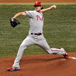 Report: Rangers trade for pitching ace Cole Hamels