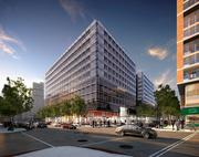 The Apartments at CityCenter are part of a larger redevelopment of the former convention center site slated to include new office, retail, restaurant and hotel space.