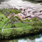 Q&A: Benjamin's Desk's chief strategy officer dishes on Pennovation Center plans