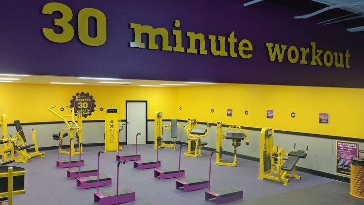 New Planet Fitness Opening