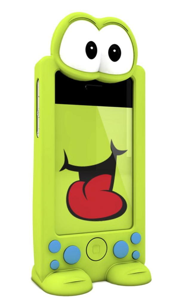 Pocket Hercules designed the Awesimals iPhone case specifically for kids who use their parents' hand-me-down devices. The case retails for $24.99.