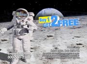 "A ""Moon Landing"" TV spot compares that momentous event to an Empire Today deal."