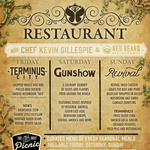 <strong>TomorrowWorld</strong> partners with Top Chef finalist Kevin Gillespie