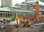 Walkway next to new downtown Albany convention center will be fixed