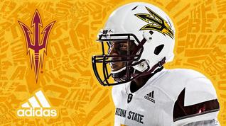 How do you like ASU football's new uniforms?