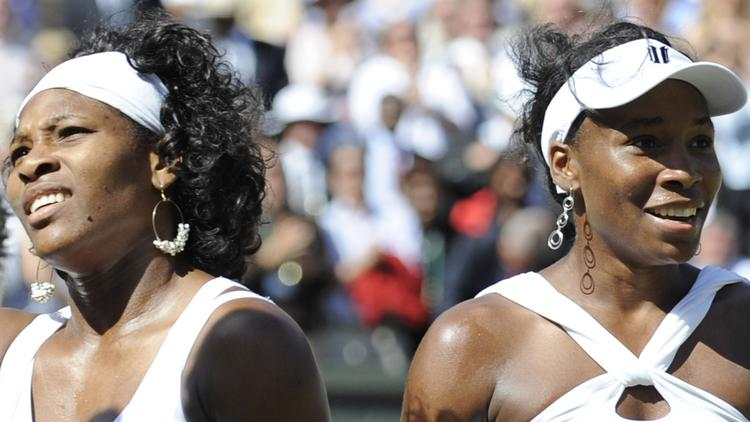 Serena and Venus Williams are among the players available for a Fed Cup playoff game to be held in St. Louis.