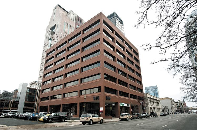 Humana Inc. vacated The 515 Building on West Market Street before deciding later to purchase the downtown building.