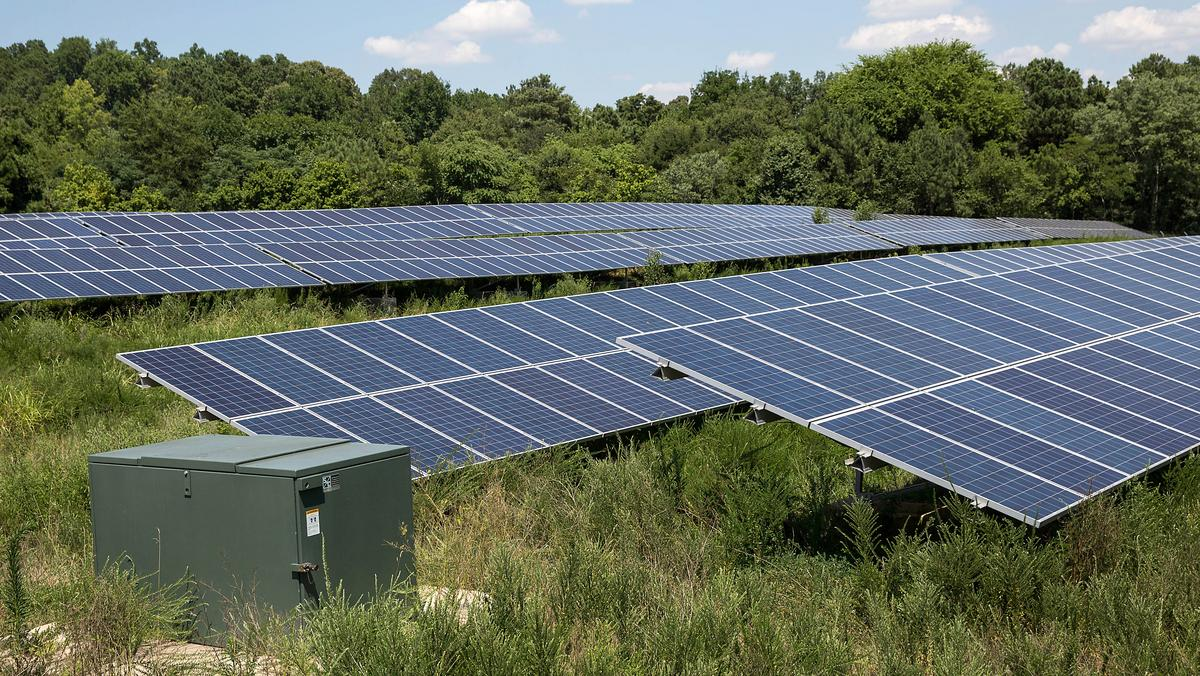 City Of Raleigh Nears Lease Deal For 53 Acre Solar Farm Triangle Business Journal