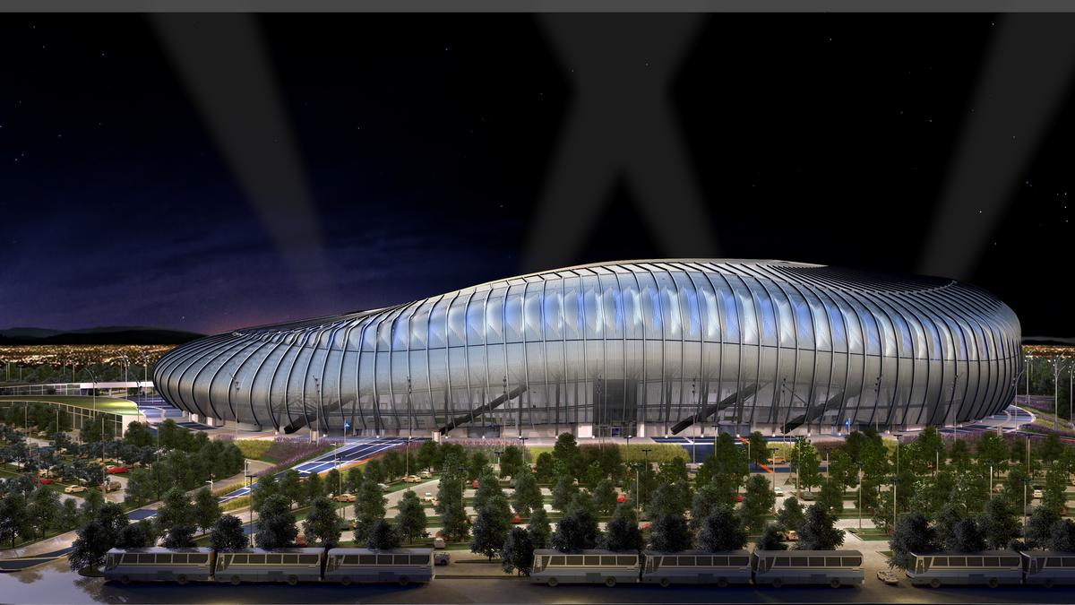 Populous Designs First Of Its Kind Stadium In Mexico