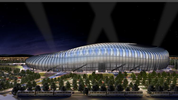 Populous Designs First Of Its Kind Stadium In Mexico Kansas City