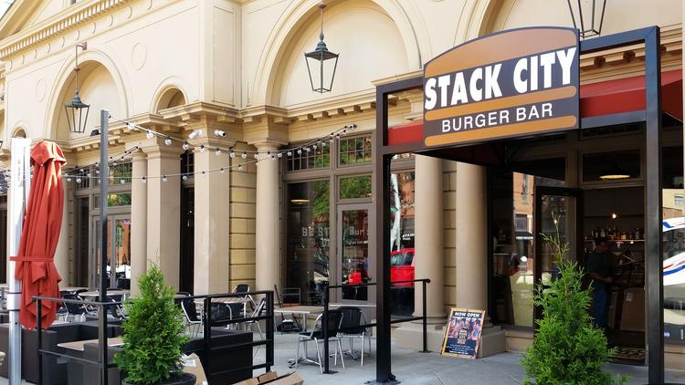 Hyde Park Restaurant Group S New Concept Is The Stack City Burger