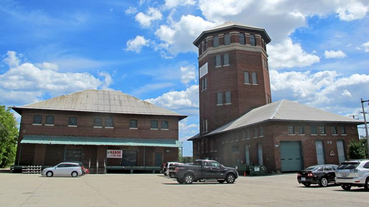 City Lights Brewing will lease these two buildings for its Menomonee Valley operations.