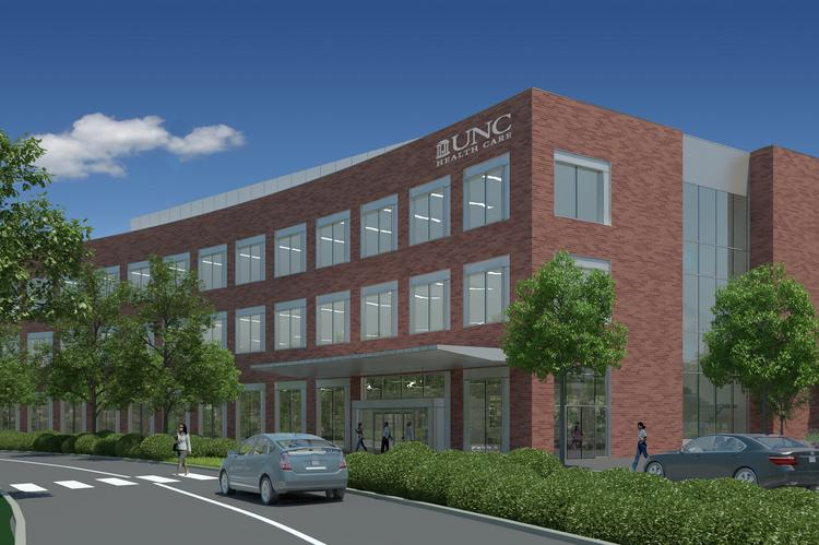 UNC Health Care opens first phase of Hillsborough hospital ...