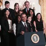 What pitching to Obama meant to entrepreneurs at White House Demo Day (Video)