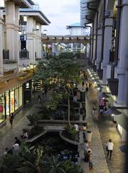 Ala Moana Center in Honolulu, which is owned General Growth Properties, is Hawaii's largest shopping mall.