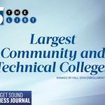 Washington's community college enrollment has dwindled — but it's a good thing