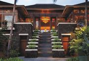 Wayne Goo, senior associate at WCIT Architecture, favors the Four Seasons Resort Hualalai on the Big Island's Kona Coast because of how well it blends in with the environment.