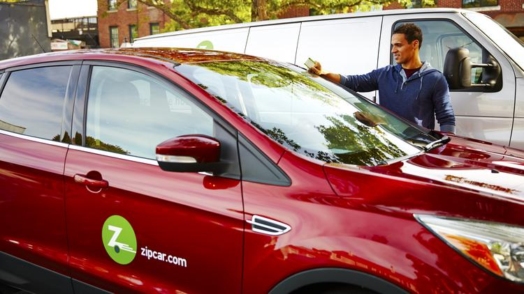 zipcar has expanded its local presence to charlotte douglas international airport just in time