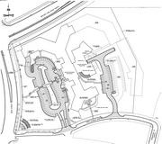 SilverCrest Maple Grove senior living community site plan.