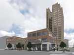 Historic downtown tower to be transformed into luxury apartments