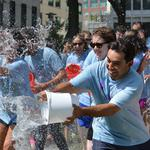 By the numbers: Local ALS-focused biotech kicks off Ice Bucket Challenge (Take 2)