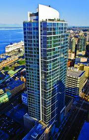 The sale of the last new condo at 1521 Second Ave. in downtown Seattle is pending and should close in a month.