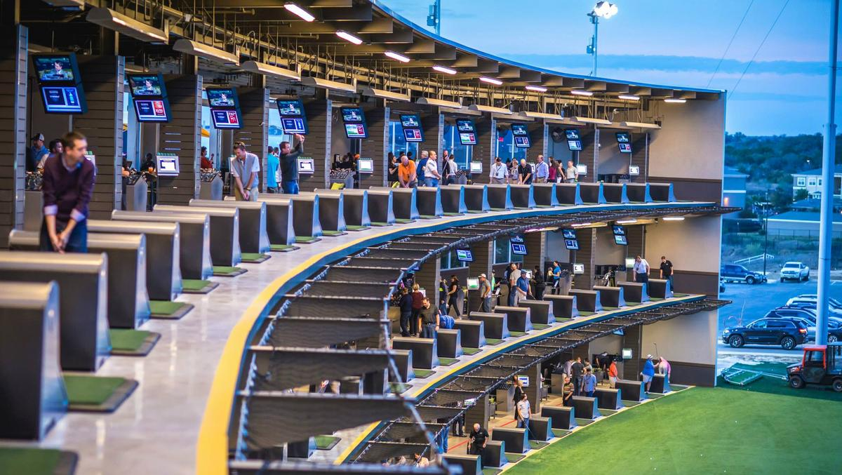 Topgolf San Antonio Breaks Alcohol Sales Records For Chain